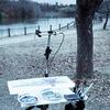 冬の大池 鶴見緑地を描く 2話 水彩deスケッチ動画 2019