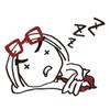 よくやってしまう歯磨きせず寝落ち〜day313〜