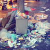 ハロウィン後のゴミ掃除に批判をする人は終わっていると思う件