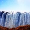 迫力満点!世界三大瀑布ビクトリアフォールズ!~雨期終わりの滝の水量は予想以上だった~