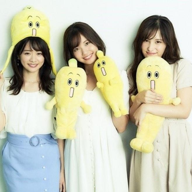 森香澄、田中瞳、池谷実悠、新人アナウンサーが初のグラビア撮影に挑戦! 貴重なオフショットを大公開