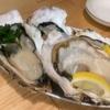 牡蠣と白子