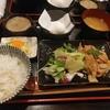 神田【裏神田 自然薯村】トロ豚炙り焼き ¥850