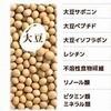 大豆の健康パワー(その1:含有成分とその働き)