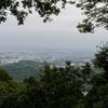 【写真修復・復元・複製・複写の専門店】八王子市 高尾山からの眺め