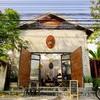 閑静な住宅街にあるカフェWBD Cafe@プラカノン