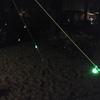 キャンプの張り綱に引っかかって転倒する前に!ロゴスのロープライト…もどきな中華ライト