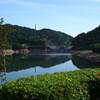大阪河内長野市の滝畑ダムと滝畑村