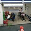 筑波にて ZX-6R