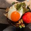 58ロコモコ丼 バイクで朝食を!「モーツー」