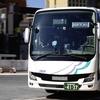 名古屋-京都線・名神ハイウェイバス京都線215便(名鉄バス・名古屋中央営業所) 2TG-MS06GP