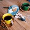 雫CAFEでお茶@白楽