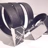 最適なフィットに自動調整してくれるダンヒルのオートマティックベルトをご存知ですか?