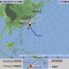 .その6.台風5号、宮崎県に上陸。