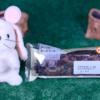【チョコのモッチケーキ】ローソン 1月21日(火)新発売、コンビニ パン 食べてみた!【感想】