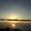 夕景が良いと1日の締めも良くなる:江田島市沖美町