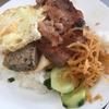 【ベトナム 旅行】今日の夕食はコムタム(Com Tam)🍳ベトナム南部料理を楽しもう!!
