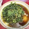 立ち食い蕎麦丹波屋の春菊天そばが健康的で美味かった@東京都港区  初訪問