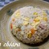 炊飯器で簡単!!パラパラなチャーハンの作り方とポイント