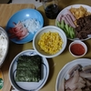 平成最後の手巻き寿司パーティーが 後の祭りとなりましたw