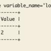 MySQL テーブル名がOSによって大文字と小文字を区別しない問題