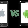 iPhoneにすべき?Androidにすべき?