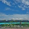 「台北捷運 文湖線(ウェンフー線 / Wenhu Line )」~地下鉄路線だが唯一地上を走る高架線⁉