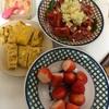 今日のお昼☆昨日の夕ご飯