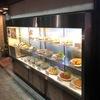 東山三条 マルシン飯店 日替わり定食は肉味噌そば、揚げシューマイとハムカツ付き