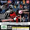 追記  デジタルモンスターカプセルマスコットコレクション2.0   3.0  300円全5種