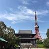増上寺と芝公園