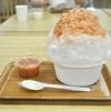 小田急新宿の「埜庵」ですももチャイナ、抹茶みるくver.1(水ようかん入り)。