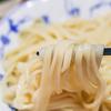 6月21日(日)昼食のさぬきうどんと、夕食の麻婆豆腐。
