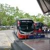 マラッカセントラルからクアラルンプール市内まで高速バスでの行き方・所要時間と、クアラルンプールのバスターミナル「TBS」の様子【ANAダイヤ修行記(クアラルンプール編12)】