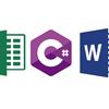 コピペでできる、C#で完全自動でExcelシートからWordの請求書をつくる