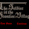 「The Soldier of the Frontier Village」をリリースしました!