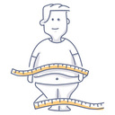マイナス21kgのダイエット奮闘記!ゴルフとランニングの日々…