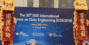 International Conference on Data Engingeering 2019 (ICDE): Trends and takeaways