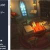 Alchemist's House Interior 装飾品たくさん!モバイルで使えるファンタジーRPG向けの建物3Dモデル