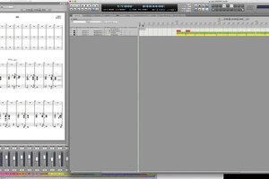 安田寿之が使うDigital Performer 10 第3回〜DP10の機能を使ったレコーディング 譜面制作やピアノ録音の効率化を図る