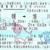 ライラック旭山動物園号 乗車券・特急券【トクだ値45】