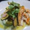 グリル野菜のサラダ、グリーンカレー風味