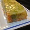 ゼラチン未使用、手羽先を煮込んで固める野菜のゼリー寄せ
