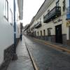 ペルーの超観光都市クスコにて喧嘩勃発