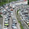 高速道路の渋滞予測とリアルタイム渋滞情報