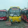 ベトナムの高速バス