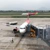 ベトジェット航空 普通席 搭乗記 A320 ハノイ→シェムリアップ