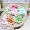 【生徒様作品♪】ブーケトスに!花束製作しました(E様)