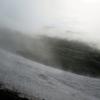 夏の朝 湯ノ台コースにて