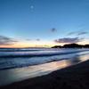 夜の海と昼の里山